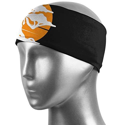 Bonsai Tree Sports Anti-Sweat Band Neutral Outdoor Sports Headband Fitness Perspiration Headband