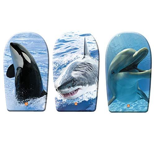 Mondo Toys 11199 Ocean Body Board - Tabla de Surf para niños (84 cm)