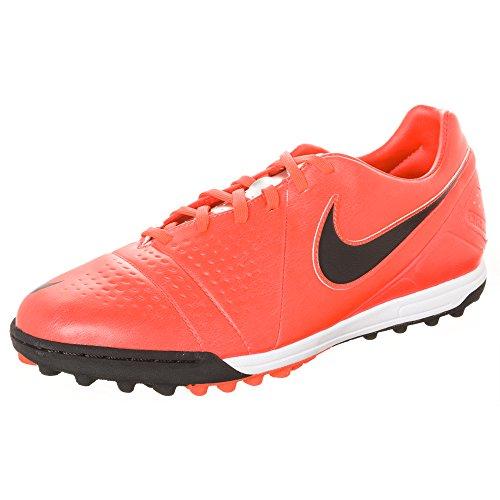 Nike Men's CTR360 Libretto III TF Bright Crimson/Chrome/Black 12.5 D - Medium