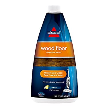 Bissell 1929 CrossWave & SpinWave Wood Floor Cleaning Formula, 32 oz