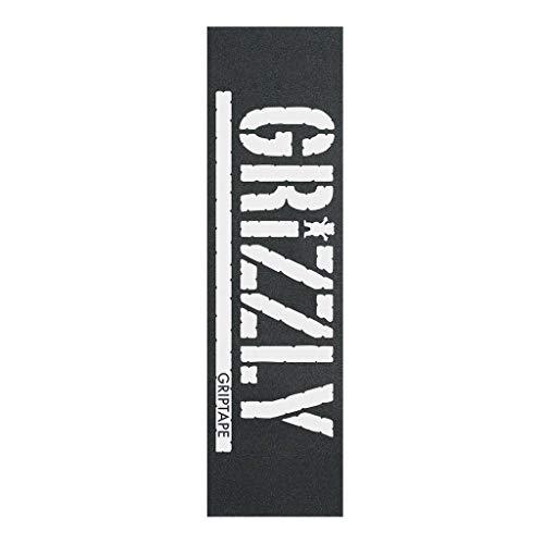 Grizzly Oversized Stamp Grip für Skateboard Unisex Erwachsene, Mehrfarbig