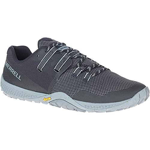 Merrell Trail Glove 6 - Zapatillas para hombre, color negro, EU 43