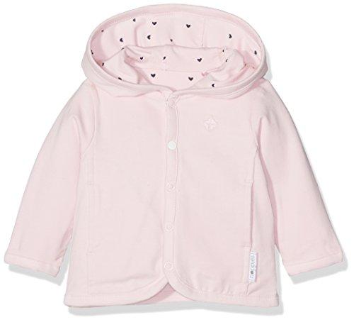 Noppies Baby-Mädchen G Cardigan Jrsy REV Novi-67368 Strickjacke, Rosa (Light Rose C092), 56