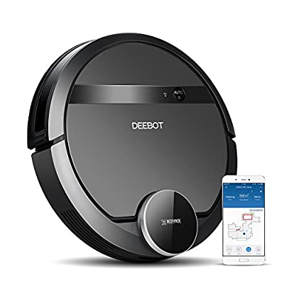 Deebot 901 Laser Mapping Robot Vacuum