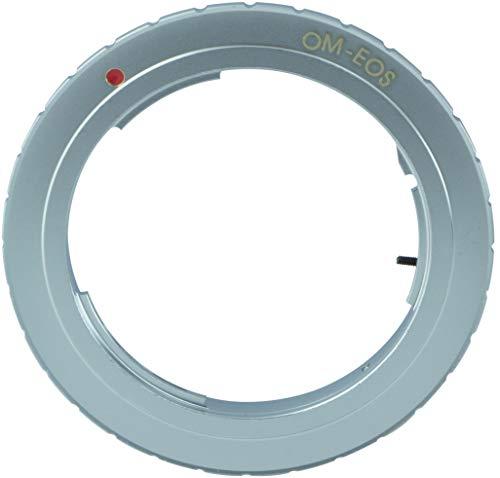 Anillo adaptador de objetivo OM-EOS para Olympus OM Mount Lens a Canon EOS 6D Mark II 5D MARK IV 5D MARK III 850D 800D 760D 750D 700D 650D 600D 550D 500D 450D 1300D 1200D 1100D 90D 200D 250D 80D 77D