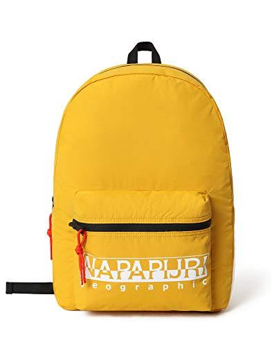 Napapijri Hack Daypack Luggage - Mochila de transporte, Mango amarillo. (Amarillo) - NP0A4E43