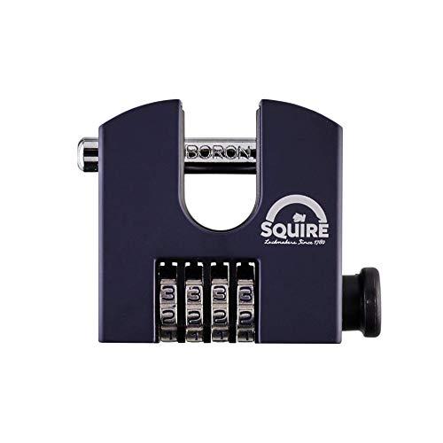 Squire SHCB65 - Lucchetto ultra-resistente a combinazione