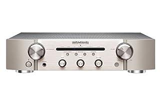 amplificatore stereo hi fi 2 x 40 Watt (8 ohm RMS) ingresso Phono MM Uscita Cuffie Telecomando incluso