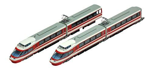 TOMIX Nゲージ 長野電鉄1000系ゆけむりセット 4両 98290 鉄道模型 電車