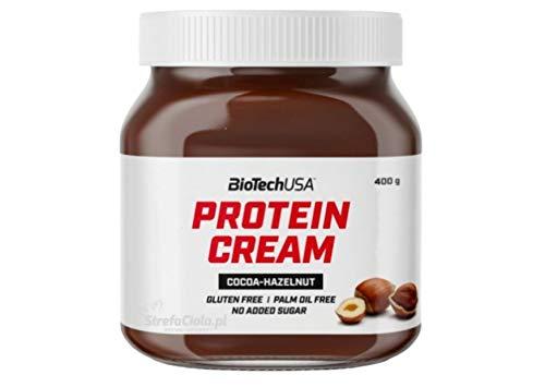 BioTechUSA Protein Cream, 400 g