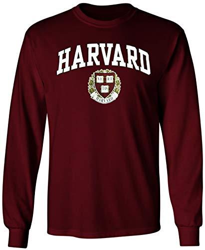 Harvard Shirt T-Shirt Hoodie Sweatshirt University Business Law Apparel Clothing Medium