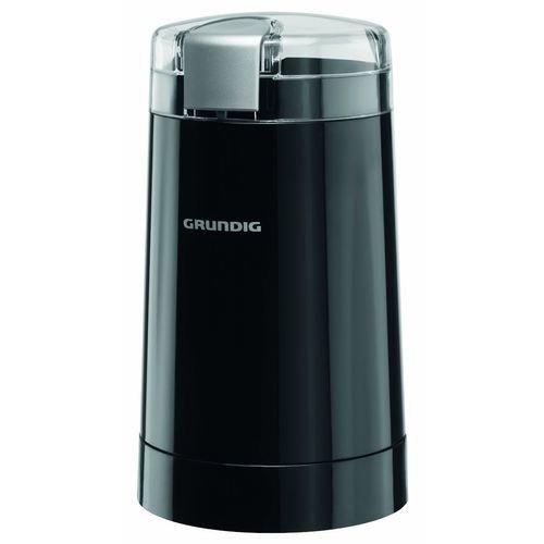 Grundig CM 3260 Kaffeemühle (Gourmet, 110 Watt), schwarz