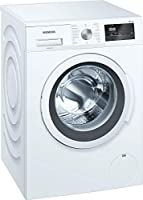 Siemens 8 Kg 1000 RPM Front Load Washing Machine, White - WM10J180GC, 1 Year Warranty