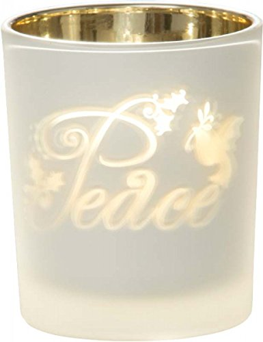 YANKEE CANDLE Peace Hope Joy Peace Votive Holder