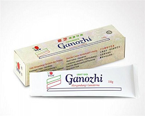 Wholesale Deal 30 Box DXN Ganozhi Toothpaste with Ganoderma (Each box 150g) : Natural Teeth Cleaning Remedy for Healthy Fresh Breath and Brighten Every Smile