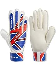 Vector X Ultimax Goalkeeping Gloves, Size 7 - Multi Color