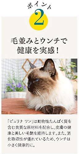 ネスレピュリナワン『キャット避妊・去勢した猫の体重ケアターキー』