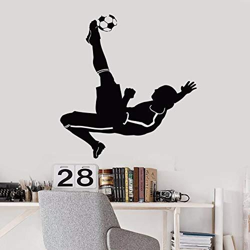 Kunst Wandaufkleber Rock Pop Song Wanddekoration Musik Kopfhörer Dekor Abnehmbare Poster Garantiert Wand Schönheit Aufkleber ~ 1 84 * 102 cm