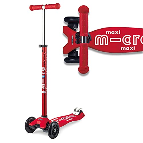 Maxi Micro Deluxe monopattino rosso