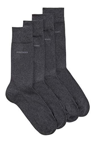 BOSS Herren Rs Uni Cc Socken, Schwarz (Charcoal 012), 39-42 EU
