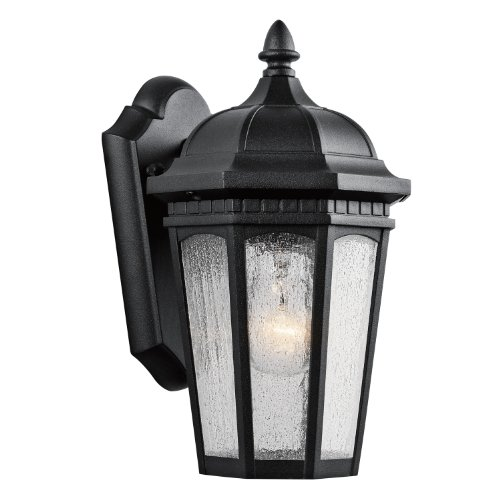 1 Downlight Wall Sconce - 6