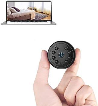 Jzori Motion Detection 1080P Mini Spy Camera