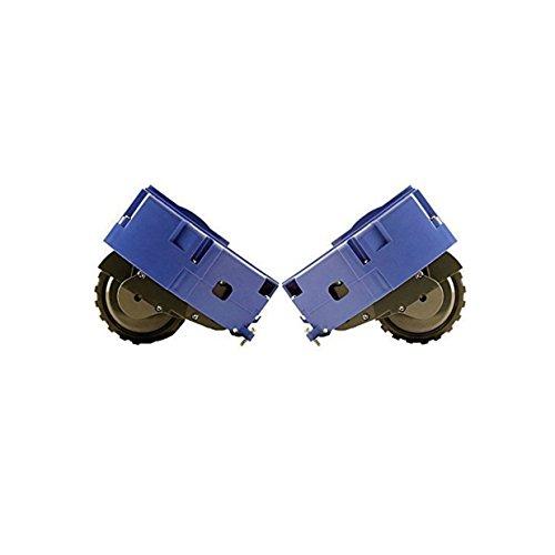 Lenkrollen-Set rechts & links Original für Irobot Roomba Serie R3 500 600 700 alle Modelle