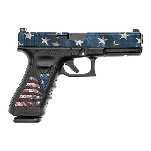 GunSkins Pistol Accent Skin - Premium Vinyl Gun...