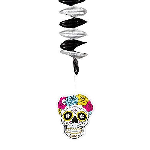Set 3 decorazioni a spirale