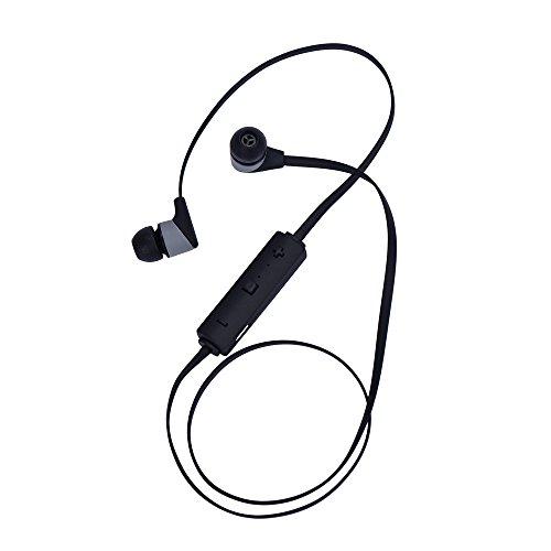 OPAKY Bluetooth de Oreja Wireless–Auriculares estéreo Deportivos
