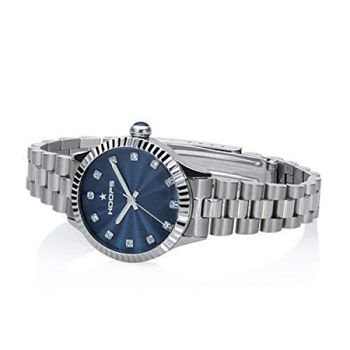 Orologio Donna Luxury Diamonds Blu 2569LD-S05 - Hoops
