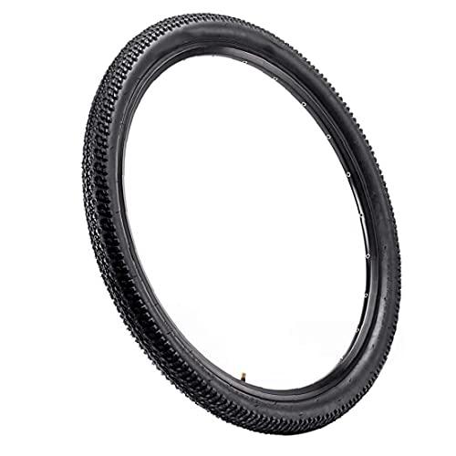 YepYes Montaña Neumático De La Bici, Bead Wire Neumático para Montaña para Bicicleta MTB Antideslizante Durable Neumático De La Bici 26 X 2,1 Pulgadas