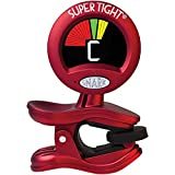 Snark ST-2 Super Tight All Instrument Tuner with Tap Tempo Metronome - Includes ChromaCast Pick Sampler