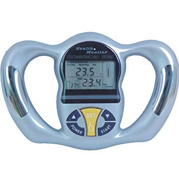 Why Choose Top Quality Hand Held Body Fat Analyzer Monitor with LCD Screen