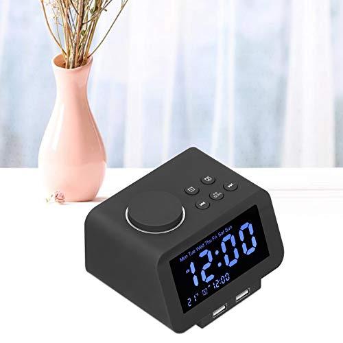 radio reloj despertador de la marca Jopwkuin