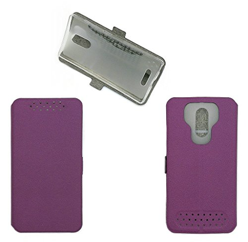 Case for BLU Vivo 5R 5.5  Case Cover Purple