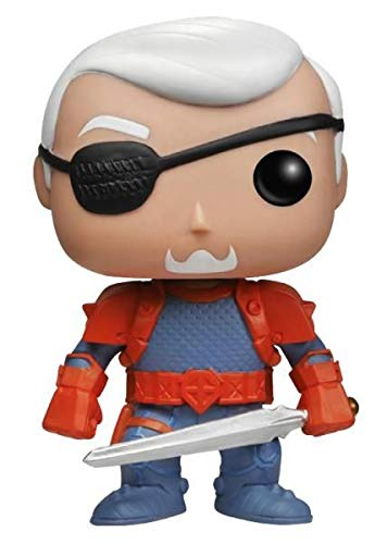 Funko Pop Dc Comics Unmasked Deathstroke Vinyl Figure Exclusive by FunKo