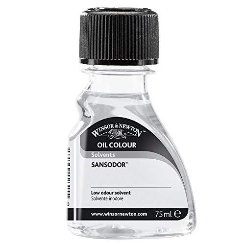 Winsor & Newton Sansodor Additiv für Öllösungsmittel, geruchlos, 75 ml