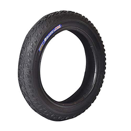 kaakaeu Neumático de bicicleta de 12 pulgadas x 2.125 pulgadas para niños, bicicleta de niños, pieza de repuesto universal