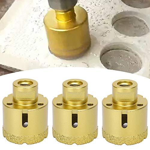 para mármol, hormigón, piedra artificial, sierra de diamante, herramienta de corte, broca de núcleo hueco,