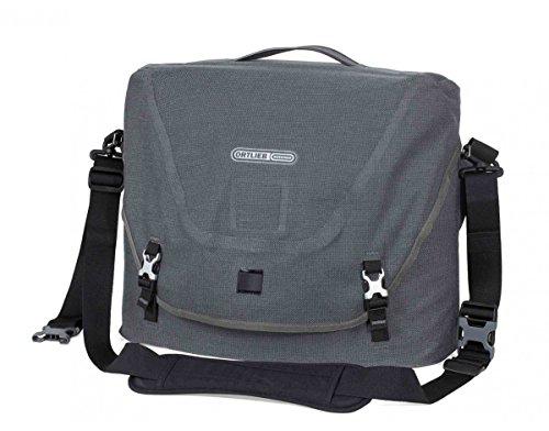Ortlieb Messenger-Bag, Sacoches de vélo Office Mixte, Gris, Taille Unique