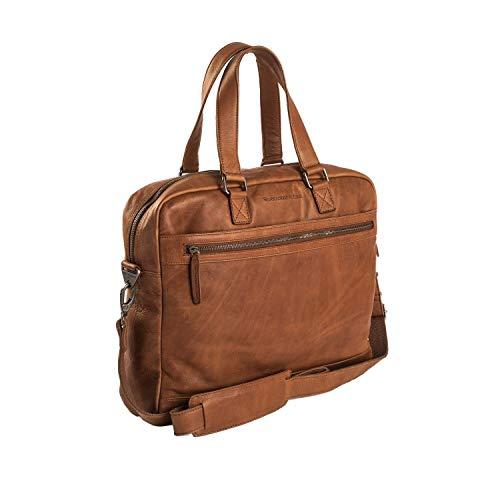 The Chesterfield Brand Blackburn Aktentasche Leder 42 cm Laptopfach