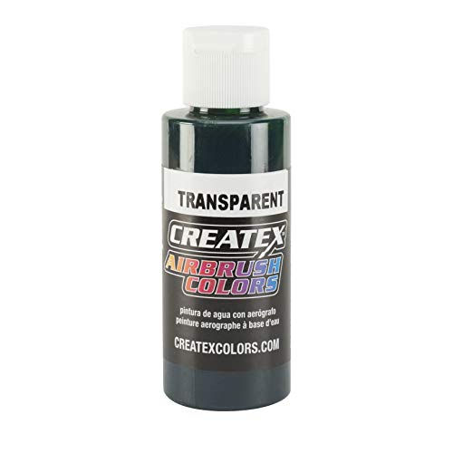 Airbrush Transparent Paint by Createx Colors