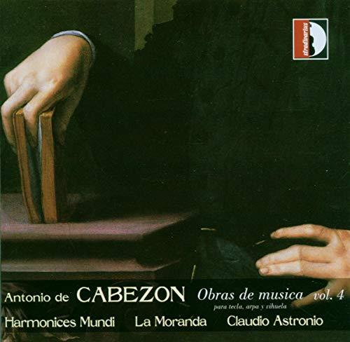 Cabezón: Tecla, Arpa & Vihuela, Vol. 4