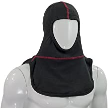 GORE Particulate Hood Ultra C6.2 - Black w/Red Stitching, Regular