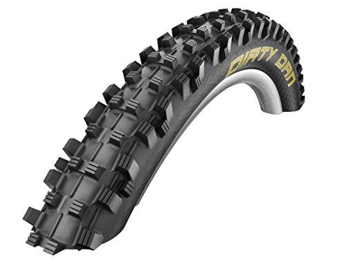 Schwalbe Fahrradreifen Dirty Dan XC Evo 29 x 2.00, Schwarz, 29 x 2.0 Zoll