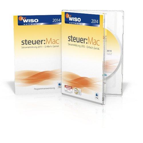 WISO steuer:Mac 2014 (für Steuerjahr 2013) [import allemand]