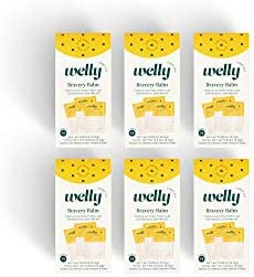 Welly Ointments Bravery Balm Single Use Triple Antibitotic 12 Count 6 Pack product image