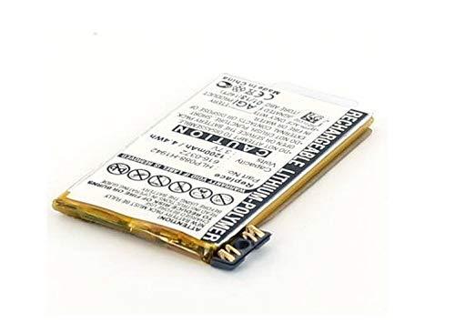 Accu compatibel met T-Mobile iPhone 3G | 3.7 Volt | 1100 mAh | 4.07 Wh Li-Pol accu