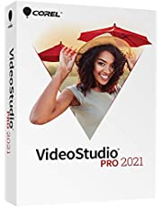 Save on Corel VideoStudio 2021 Pro | Video & Movie Editing Software [PC Disc]